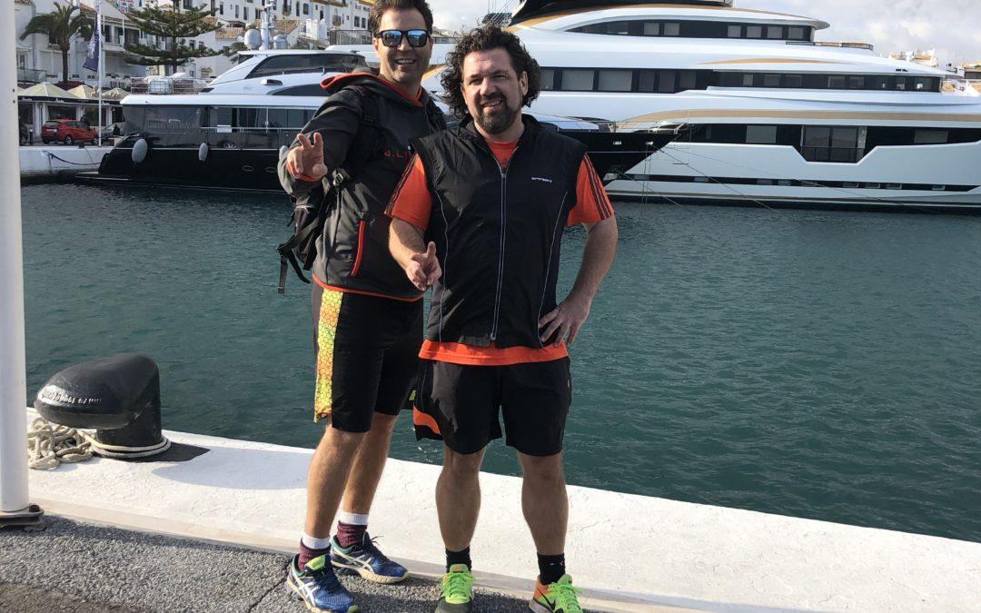 Abnehmen im Urlaub mit Sport